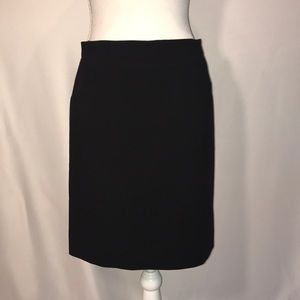 Black BCBGMAxAzria Pencil Skirt